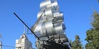 Воронежский завод ПерфоГрад изготовил паруса для корабля «Меркурий»